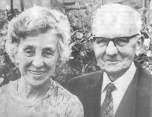 Bernard & Nellie Hill - 31 July 1929-1989