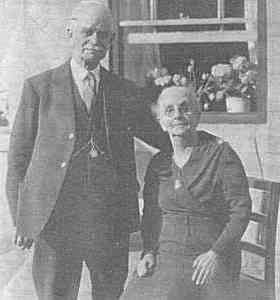 Thomas & Agnes Hill - 25 April 1886-1946