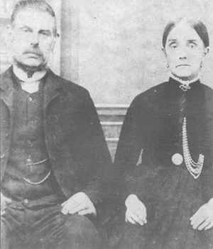 William & Rose Anne Hill - 28 November 1853-1913